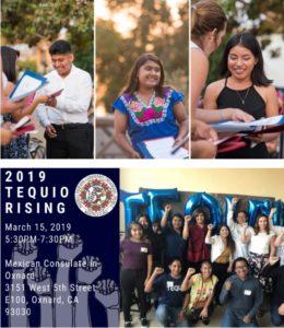 Tequio Rising 2019 @ Mexican Consulate | Oxnard | California | United States